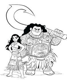 55 Das Beste Von Ausmalbilder Vaiana Bilder Vaiana Ausmalbilder Ausmalbilder Vaiana