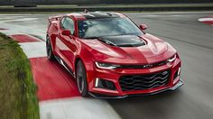 Chevrolet Camaro ZL1 2017 V8 supercharged 650 cv do Corvette Z06!