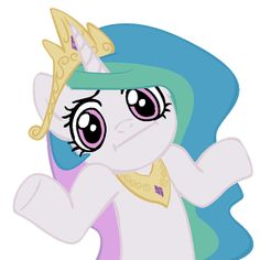 Oh Great and Powerfull Celestia, ruler of Confustia!