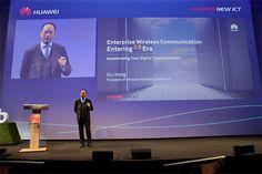 Huawei presenta al CeBIT il wireless innovativo per le imprese - Huawei presenta al CeBIT Enterprise Wireless Communications, soluzione wireless innovativa che offre affidabilità e disponibilità sia su banda licenziata che non licenzata.