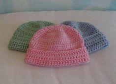 BASIC BABY CAP