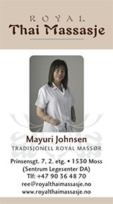 i will personally introduce you to this amazing massage you can get in MOSS, NORWAY! i swear-shes the best