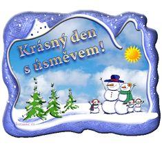 zimní krásný den 013 animace