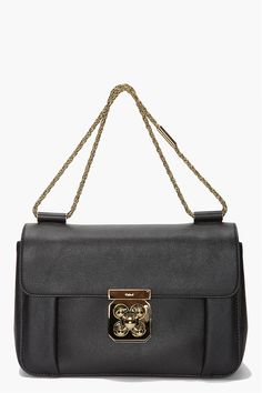 Love this Chloe bag for an elegant evening look.