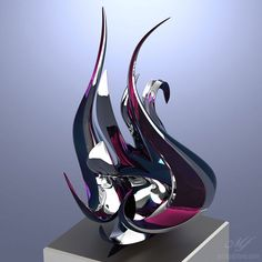 Swan is a Contemporary & Modern Interior Design Sculpture by the Famous Artist, Mike Fields. Public and Corporate Art for the Collector Contemporary Sculpture, Modern Contemporary, Cafe Interior, Clay Ideas, Famous Artists, Modern Interior Design, Fields, Glass Art, Smartphone