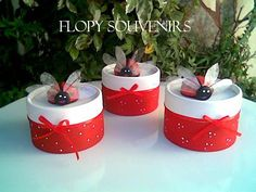 Cumpleaños Lady Bug, Biscuit, Ladybug Party, San Antonio, Ideas Para, Planter Pots, Baby Shower, Crafty, Bird