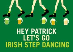 St Patricks Day Cards - Greeting Cards by Treat