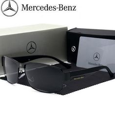 Luxury UV400 Polarized Driving Sunglasses for Men - Wanelo Gift Ideas