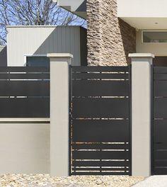Portail, portillon, clôture acier - Celes - ROY
