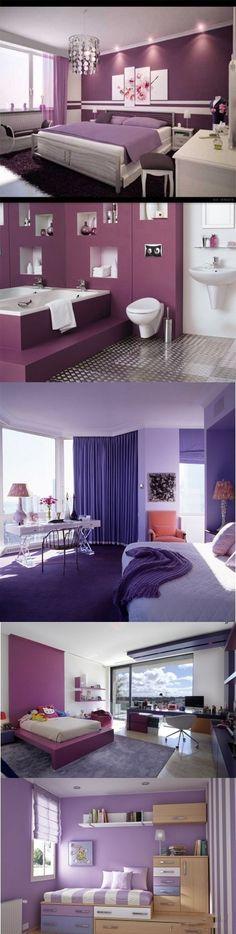Estas habitaciones me transmiten mucho comfort...