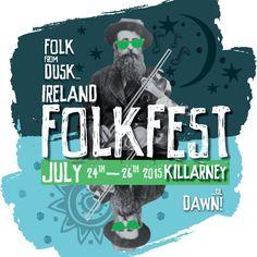 FolkFest, Co Kerry, 24th - 26th 2015 http://folkfestkillarney.com/