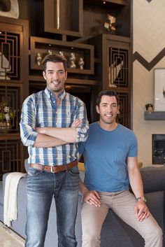Q&A with The Property Brothers
