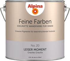 "Alpina Feine Farben No. 20 ""LEISER MOMENT"""