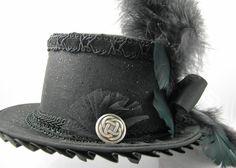 Party Hats!  Black Cat Bingo