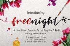 Freenight - Creative Fabrica