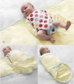 Mothercare Swaddling Blanket - Lemon **Only £5.00!** Click image to Buy it NOW #newborn