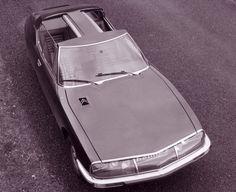 Citroen SM Traga - 1972, Heuliez
