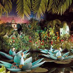Sprookjesbos - de indische waterlelies- de Efteling