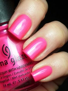 China Glaze: Love's A Beach