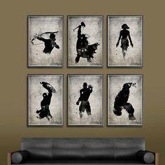 The Avengers Superheroes Iron Man, Hawkeye, Black Widow, Thor, Hulk and Captain America