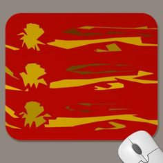Three lions mouse pads by ccrcats.