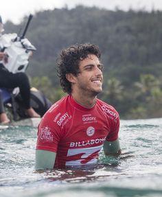 Filipe Toledo stoked on a heat win! #BillabongPipeMasters