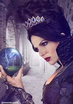 The beautiful evil queen OUAT