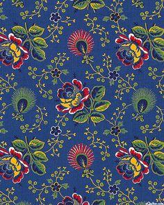 Lorraine - Provence Rose - Delft Blue