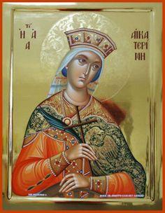Αγ.Αικατερινη (282 - 304)     nov 25 > St Catherine