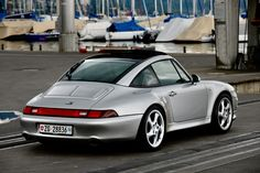 The one and only 993 Targa 4S