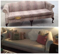 10 Furniture Makeovers From Our Readers - Furniture Rehabs - Furniture Makeovers