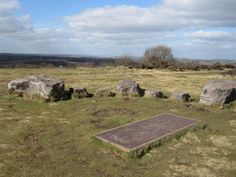 Sun dial, Broc Hill. cannock Chase