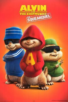 Alvin and the Chipmunks  The Squeakquel | 2009