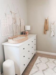 Inspiratie voor babykamer.