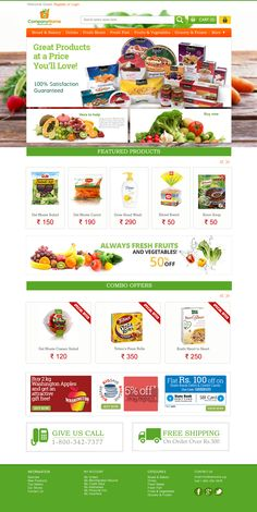 Fastivery Online Grocery Store | Ui design, App design and User ...