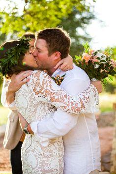 So sweet! Wedding 2017, Budget Wedding, Boho Wedding, Wedding Blog, Wedding Planning, Wedding Day, Small Weddings, Small Intimate Wedding, Intimate Weddings