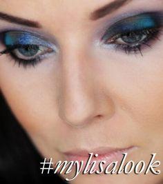 Elena inspired by my makeup tutorials http://www.lisaeldridge.com/video/ #MyLisaLook #Makeup #Beauty