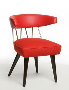 Drum Dining Chair
