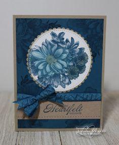 LW Designs: Lots of Heartfelt Blooms