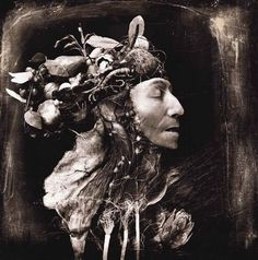 Joel-Peter Witkin, Harvest, 1984