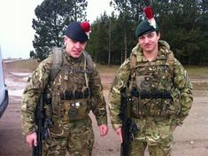 Soldiers of the 1st Battalion, Royal Regiment of Fusiliers. Royal Marines, British Army, Military History, Soldiers, Armour, Modern, Trendy Tree, Body Armor