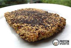 Low carb opskrift på blomkåls-brød