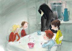 Cry Heart, But Never Break (author Glenn Ringtved, illustrator Charlotte Pardi)