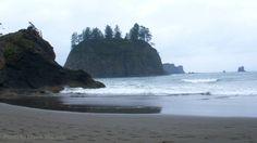 La Push beach (Forks, wa)....