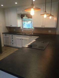 Gestalten Sie Ihre Küche Mit Einer Schönen Arbeitsplatte Aus Schiefer.  Http://www