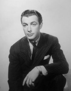Robert Taylor, That Hot Chick : Photo