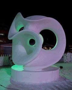snow sculptures in Breckenridge Colorado, a must see! Amazing!!!