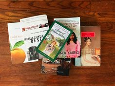 The Top 5 Books You Need to Read This Fall I What to Read I Top Five I Anne of Green Gables I Shauna Niequist I Mindy Kaling I Donald Miller I Pride and Prejudice I Jane Austin
