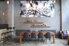 BeanBar Caf?, Qingdao, 2014 - LATITUDE