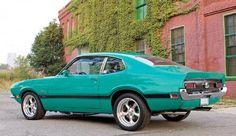 5 Ford Maverick leyenda 2012 muchas fotos mas news